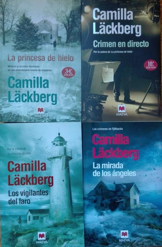 LIBROS DE CAMILLA LÄCKBERG